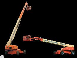 Platforma pentru lucru la inaltime (nacela) JLG - 1350 SJP