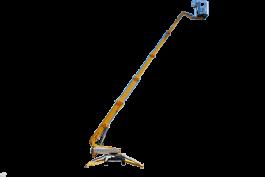 Nacela cu brat telescopic, OMME - 2900 EBDZ
