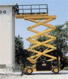 Platforma pentru lucru la inaltime Airo - SF 1700 D 4WD