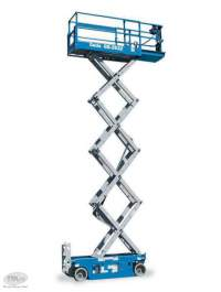 Platforma pentru lucru la inaltime Genie - GS 2032