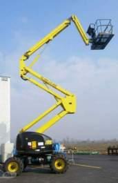 Platforma pentru lucru la inaltime (nacela), Airo - SG 1850 JD 4WD