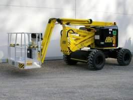 Platforma pentru lucru la inaltime Airo - SG 1400 JD 4WD