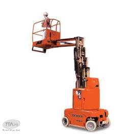 Platforma pentru lucru la inaltime tip verticala, electrica, JLG - Toucan 1010